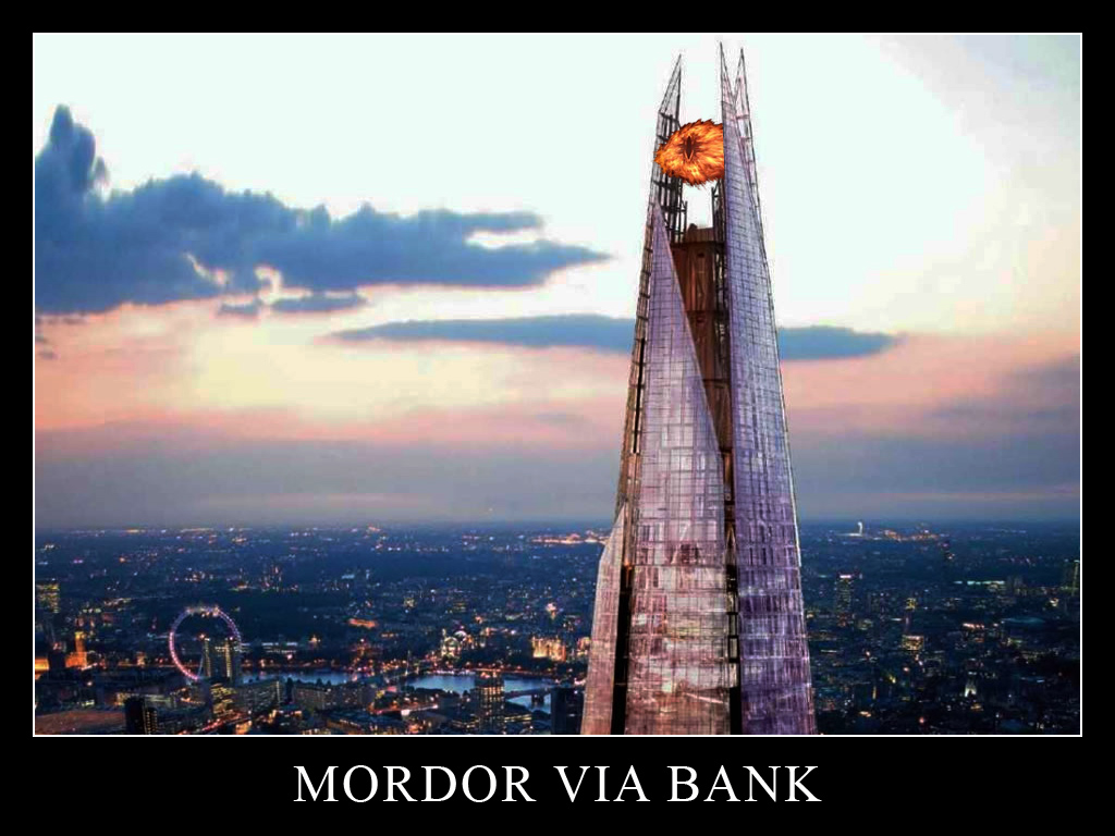 Mordor Via Bank