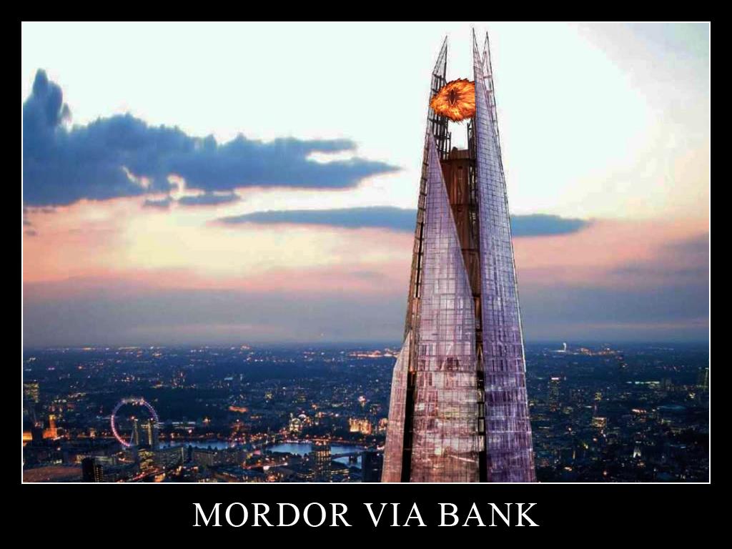 Mordor Via Bank